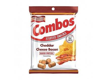 Combos Chedar Cheese Bacon Baked Pretzel 178.6 g