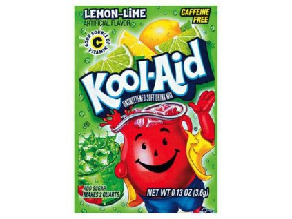 kool aid lemon lime unsweetened soft drink mix