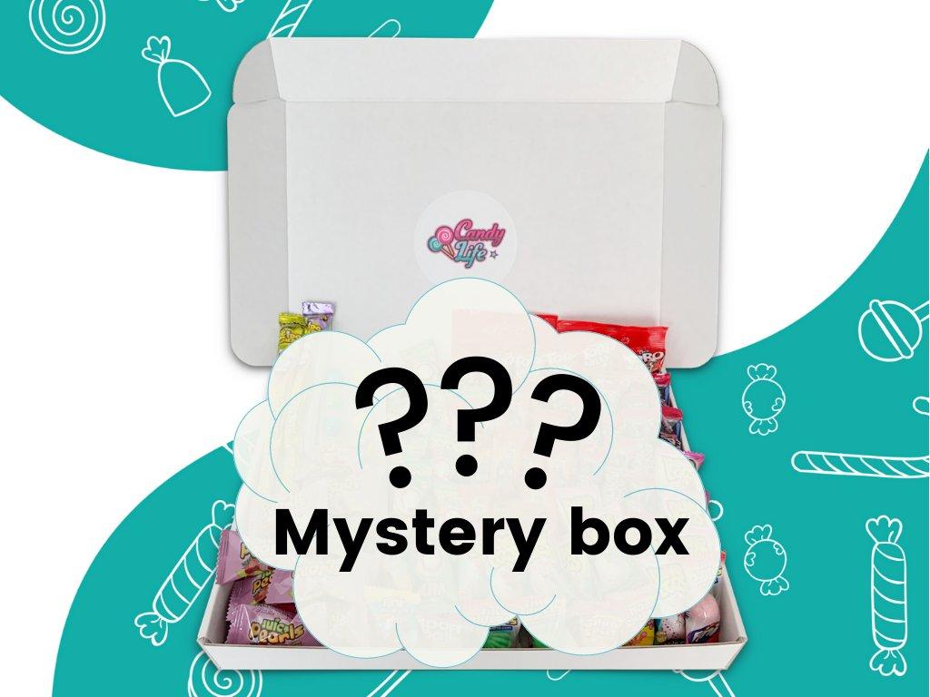 Velka krabicka mystery