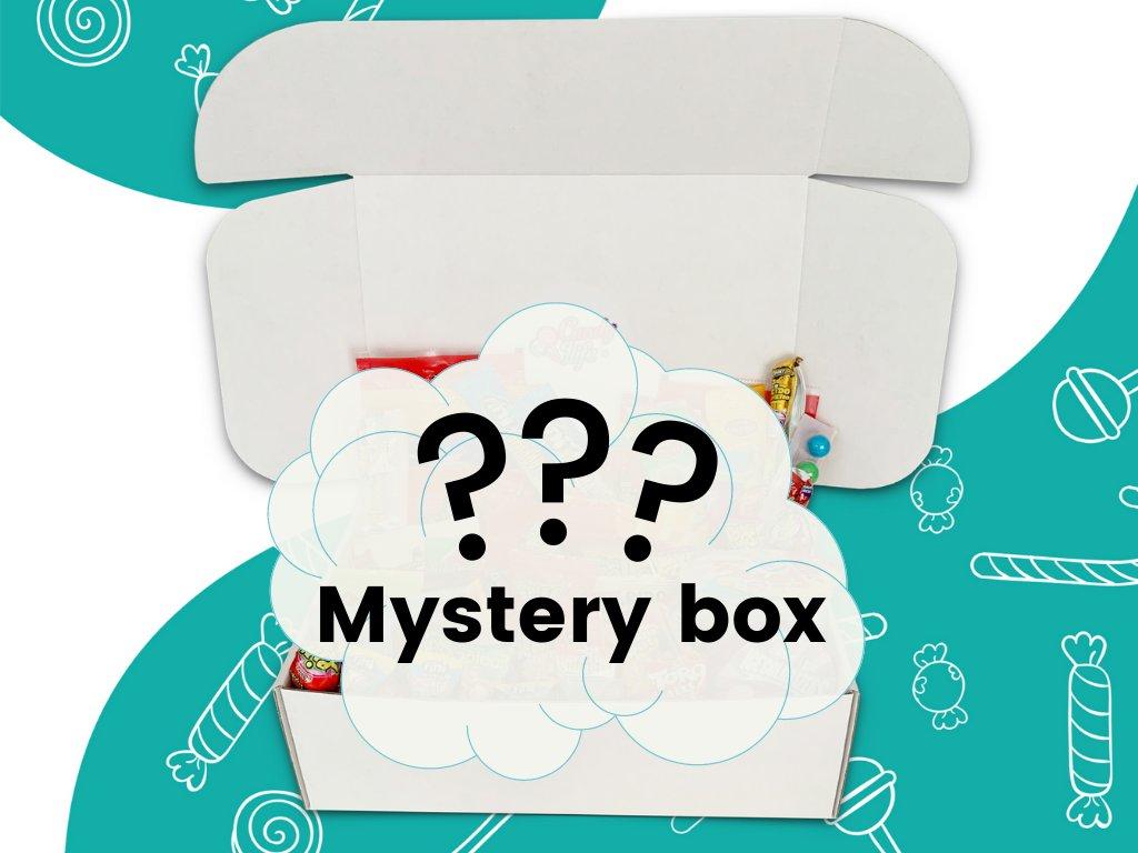 MEGA BOX MYSTERY NEW