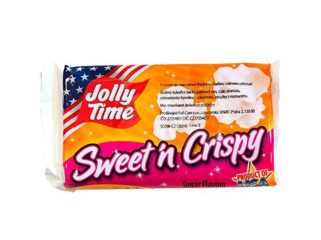 Jolly Time Sweet'n Crispy 100 g