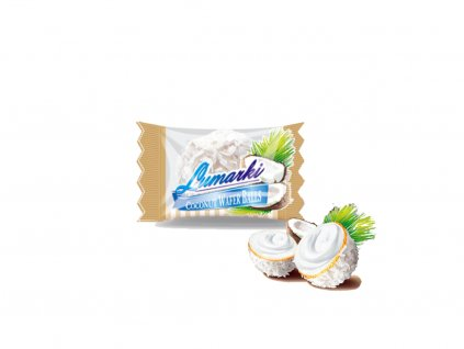 LUMARKI – kuličky s kokosovým krémem 8g