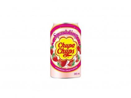 Chupa Chups Jahoda 345ml