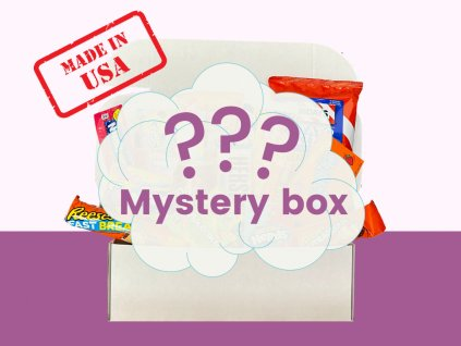 Americky box mystery