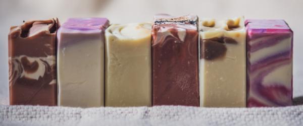 CANDY SOAP - přírodní kosmetika