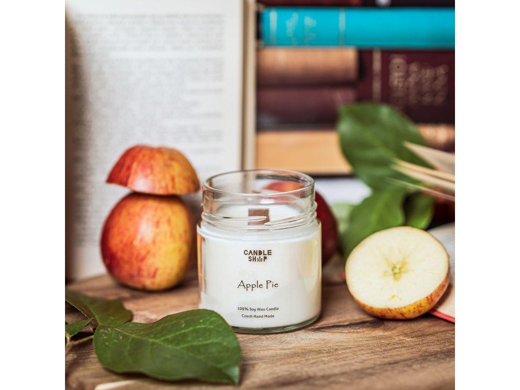 Svíčka Apple Pie 160 g