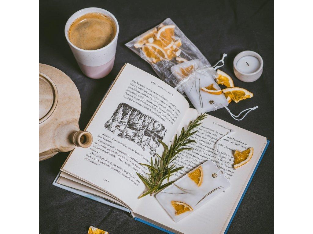 Vůně do šatníku -  pomerančová