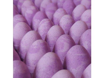 Vajíčko - levandule