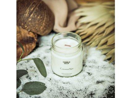 Svíčka Coconut Nut 160 g