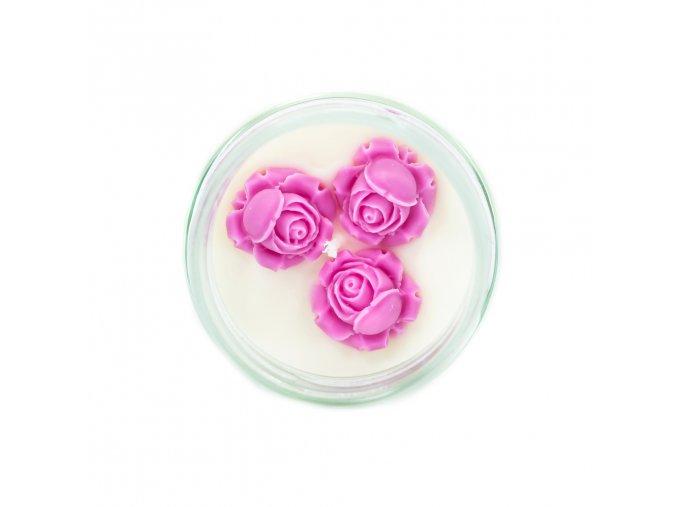 Svíčka English Rose 160 g