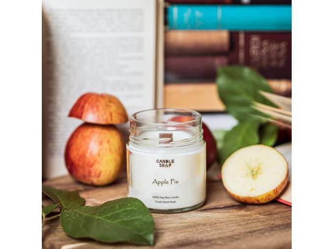 Svíčka Apple Pie 160 g