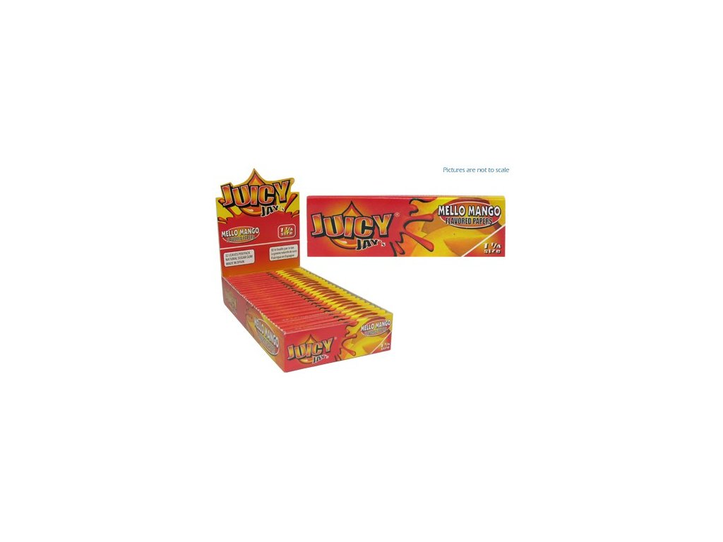 JUICY JAYS - MELLO MANGO KING SIZE