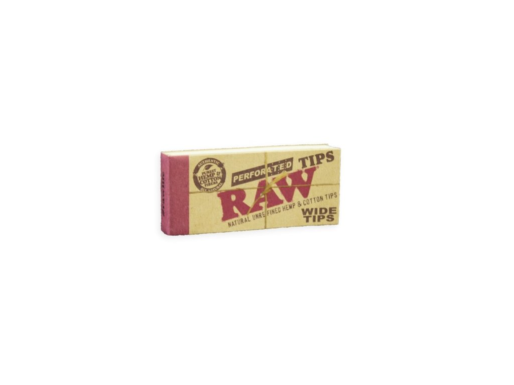 RAW PERFOTED WIDE TIPS