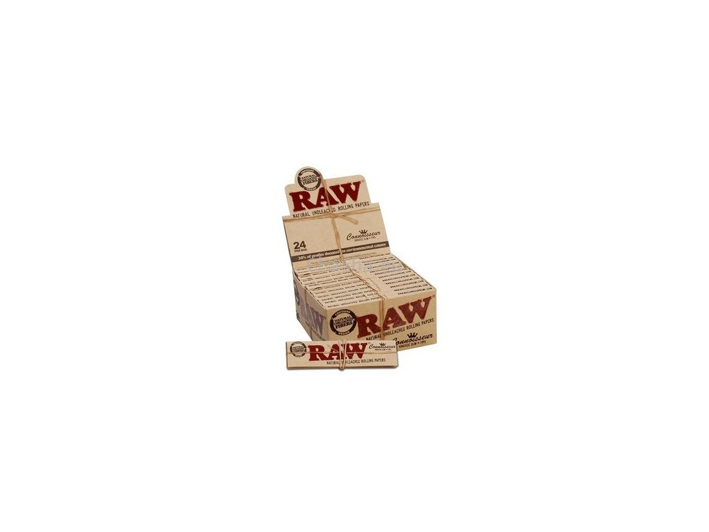 Papírky RAW Slim+Tips