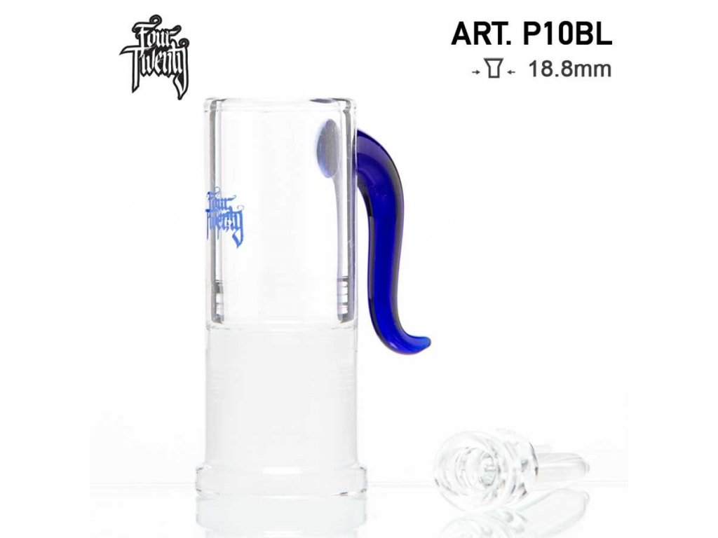 FOURTWENTY OIL DOME AND NAIL - BLUE -