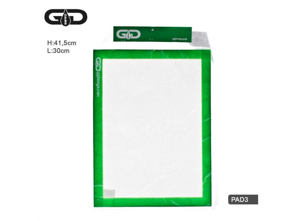 Large silicone Pad - 100% non sticky