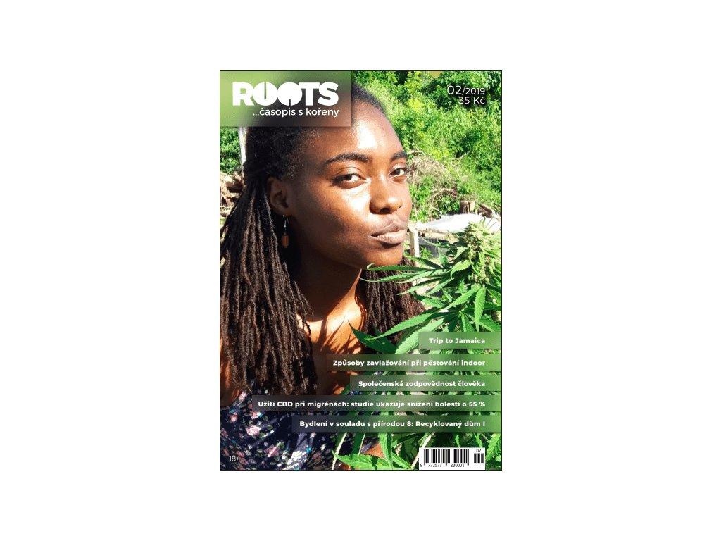 Časopis ROOTS 2.díl