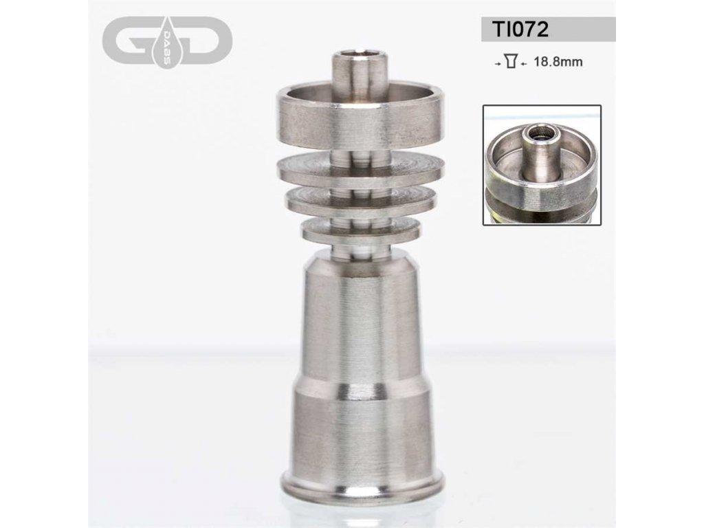 Titanový Oilový hřebík SG:18.8mm (ženský typ)