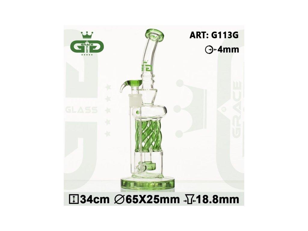 Grace Glass OG Series | Spinner
