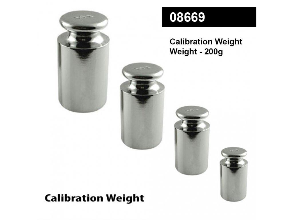 Kalibrační závaží - 200g