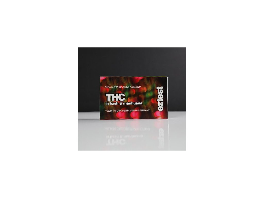 EZ TEST THC KIT 10-PACK