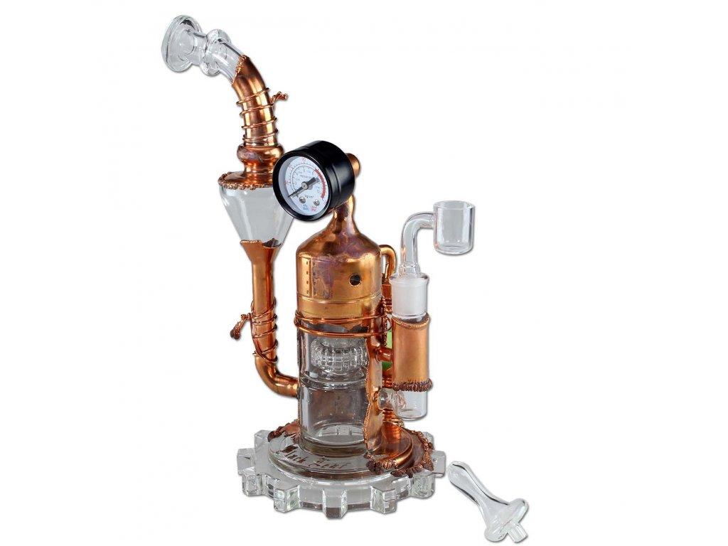 Black Leaf Galileos SteamOmeter OilBong