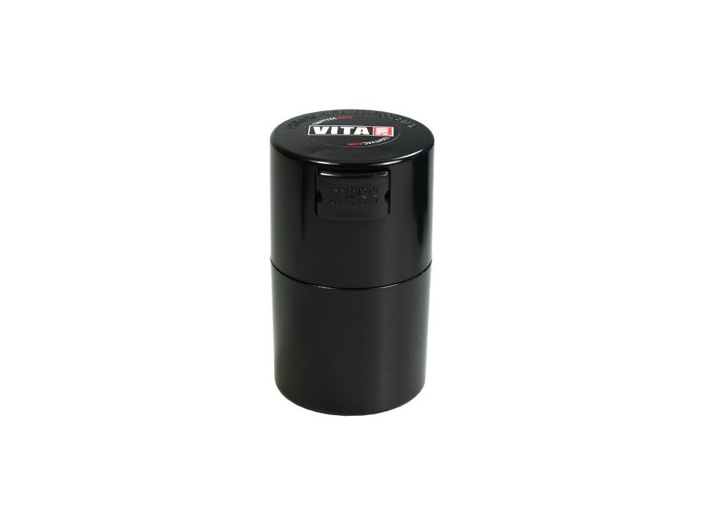 Tightvac 60ml black