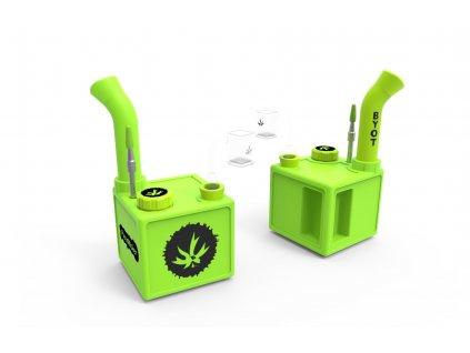 PieceMaker™ KUBE™ Glow Green™