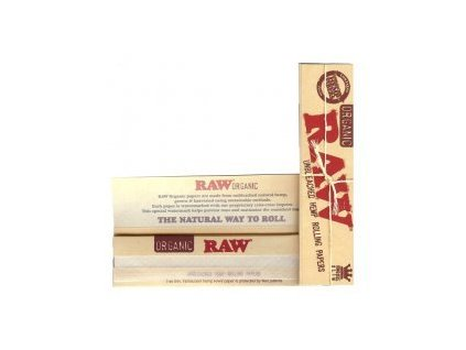 RAW ORGANIC KS SLIM