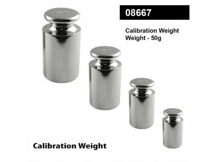 Kalibrační závaží - 50g