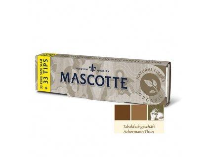 mascotte papier ks slim combi pack 33