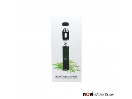 NOVI ELECTRIC GRINDER BLACK