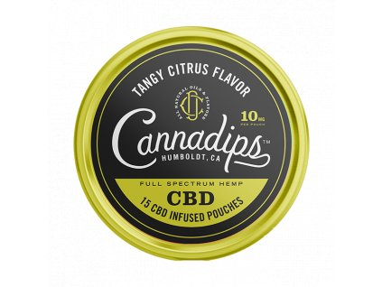 Cannadips Tangy Citrus Favor