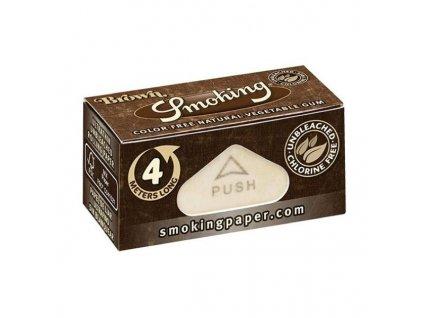 Rolovací papírky SMOKING BROWN ROLLS 4m