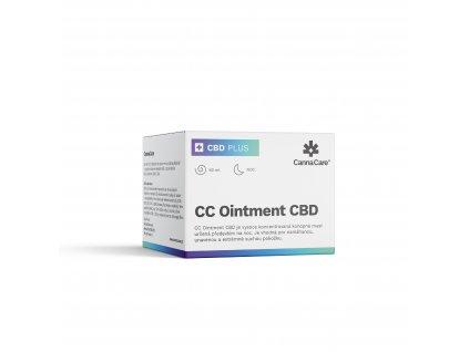 Noční konopná mast CC Cream s CBD