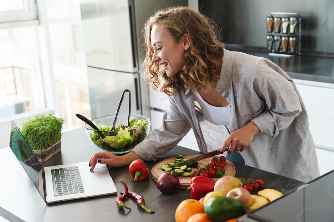 CBD olej jako součást zdravé kuchyně