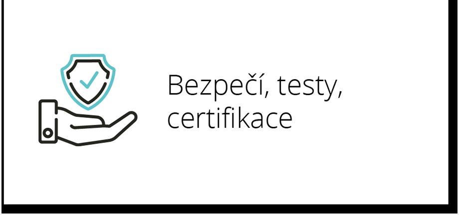 Bezpečí, testy a certifikace CBD produktů