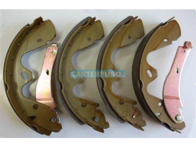 Zadní brzdové čelisti 3,5T (D=280mm)