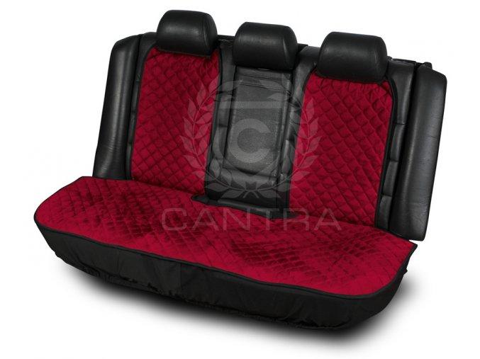 Autopotahy Cantra - ZADNÍ  potah na zadní sedačku