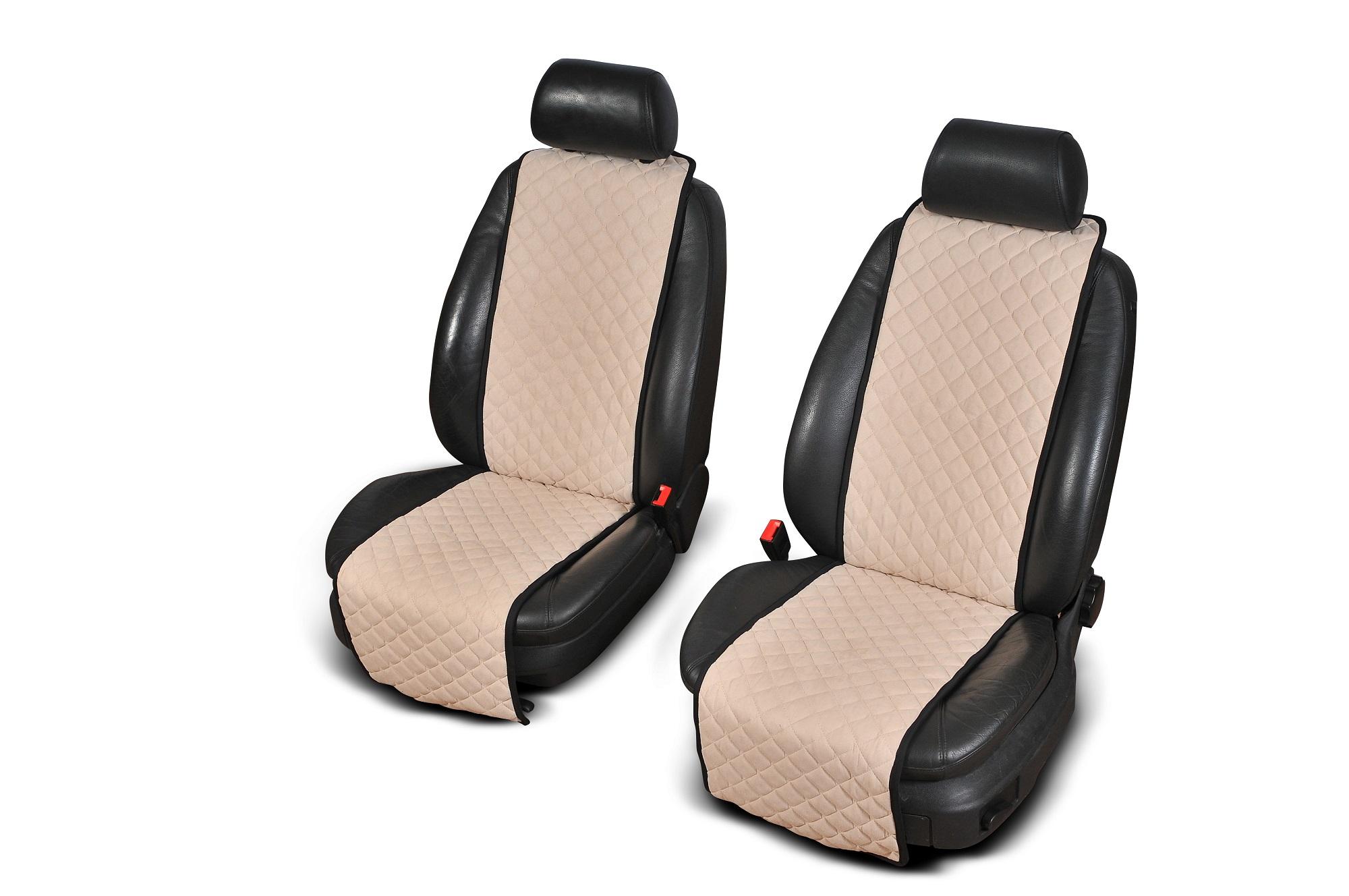 Autopotahy Cantra - Standardní. 2x autopotahy na přední sedadla Barva: Růžová