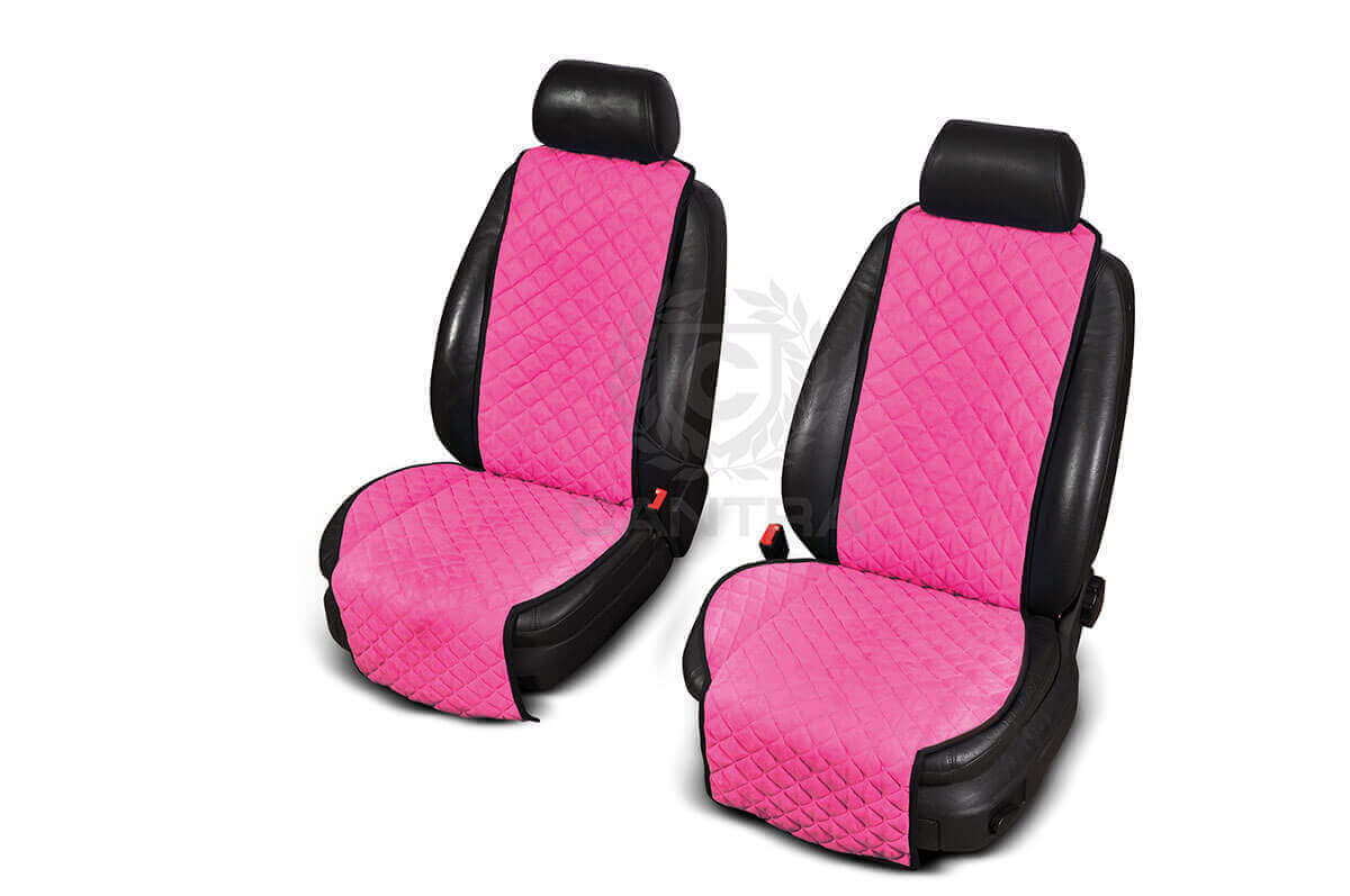Autopotahy Cantra - ŠIROKÉ. 2x autopotahy na přední sedadla Barva: Růžová