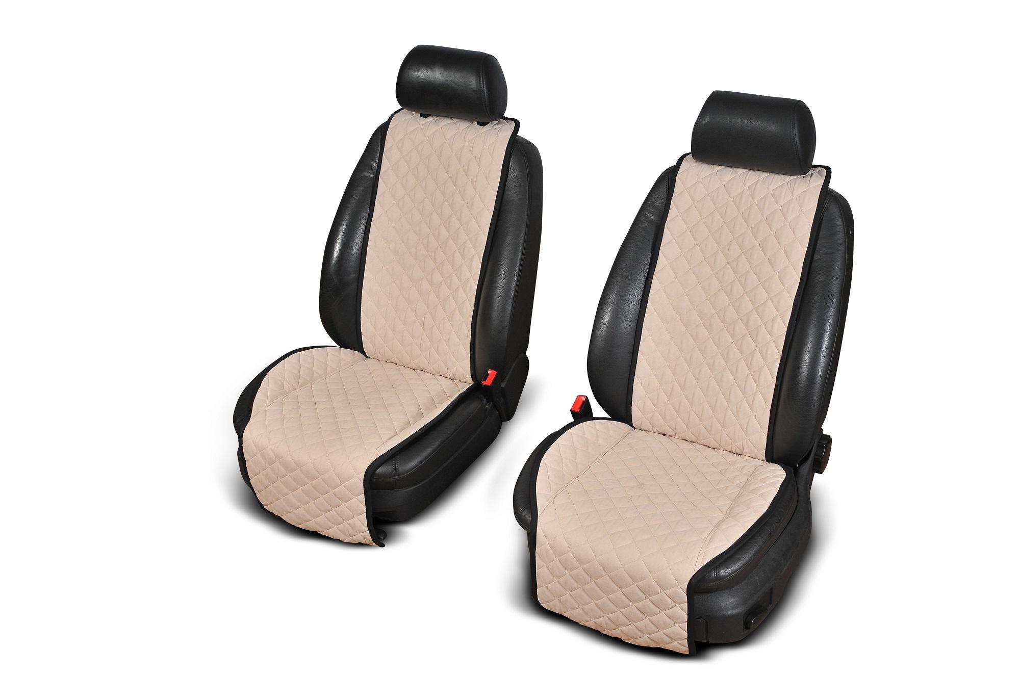 Autopotahy Cantra - ŠIROKÉ. 2x autopotahy na přední sedadla Barva: Modrá