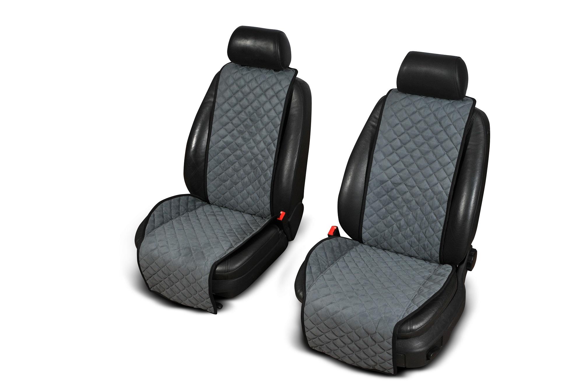 Autopotahy Cantra - ŠIROKÉ. 2x autopotahy na přední sedadla Barva: Červená