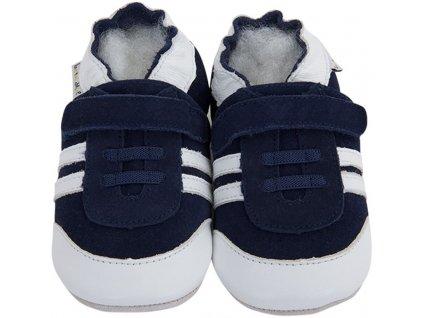sneakers černé LAIT ET MIEL 01