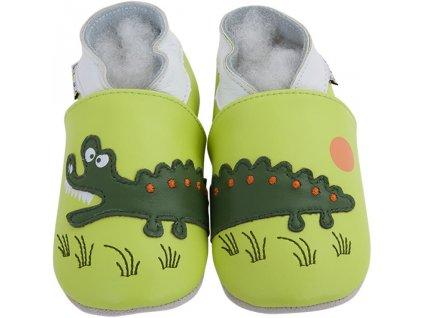 Krokodýl LAIT ET MIEL 01