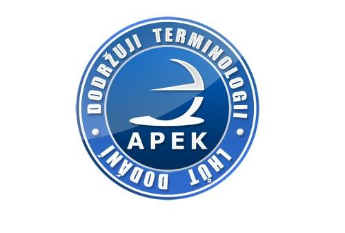Dodržujeme APEK Kodex terminologie lhůt dodání