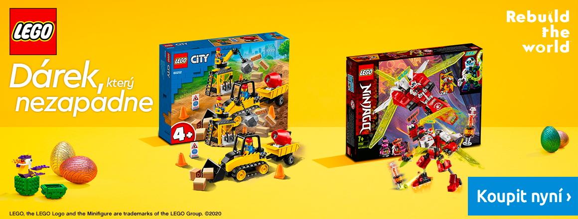 LEGO - dárek který nezapadne