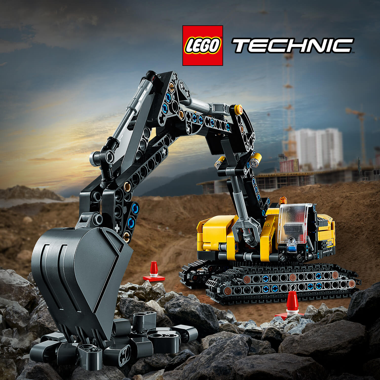 Postavte ohromný stroj
