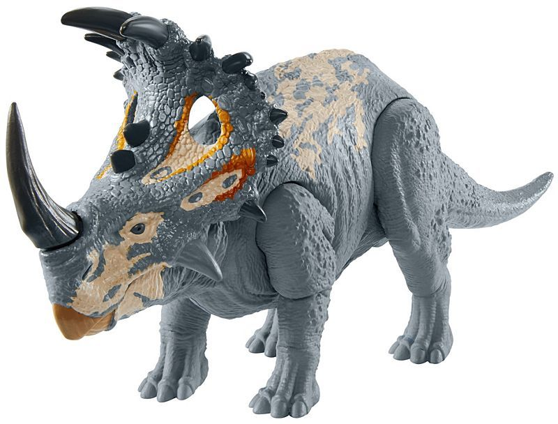 MATTEL Jurasic World Camp Cretaceous Sinoceratops GMC98