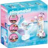 PLAYMOBIL 9351 Playmogram 3D Ledová královna se sovičkou